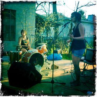 SXSW yard party